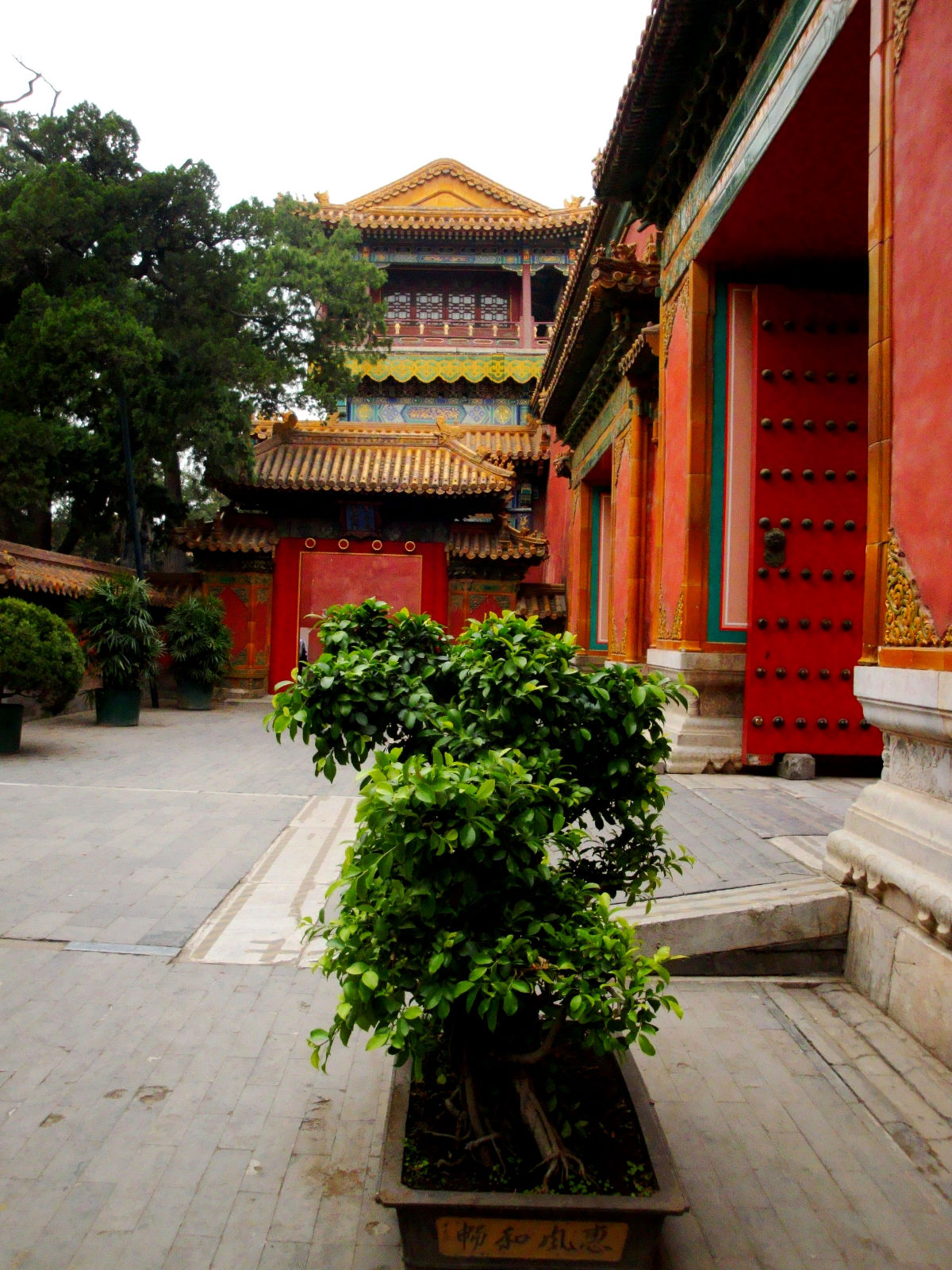 Architecture chinoise le blog de g rard for Architecture chinoise